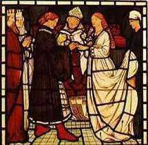 Bodas e higiene en la Edad Media | Mujer En La Época Medieval | Scoop.it