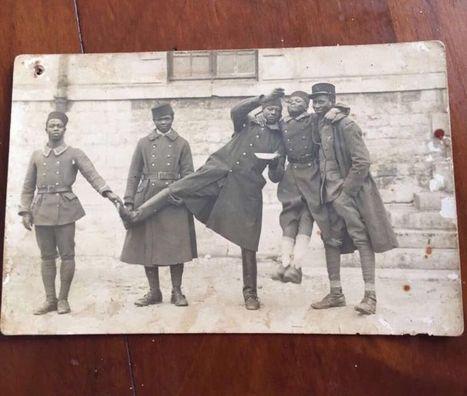 OUI, le soldat Diallo, grand-père de BLACK M, a bien combattu en 39-45 | Le BONHEUR comme indice d'épanouissement social et économique. | Scoop.it