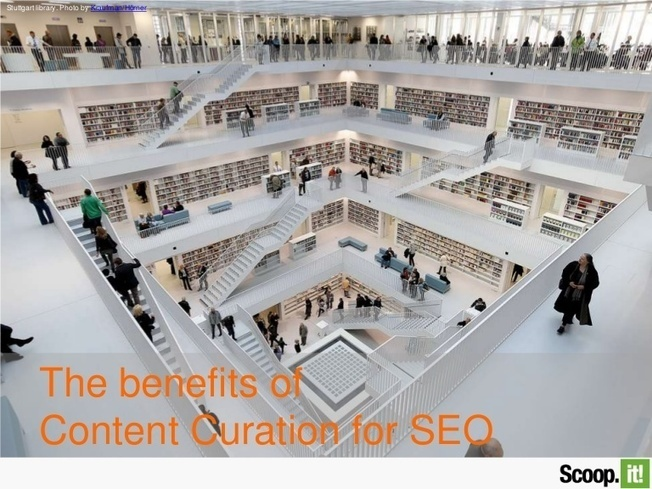 The benefits of content curation for seo