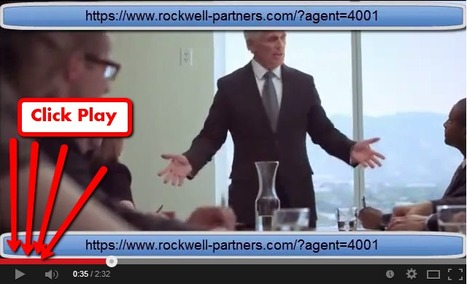 Rockwell Partners Video Presentation | My Favorite sites to make money online | Scoop.it