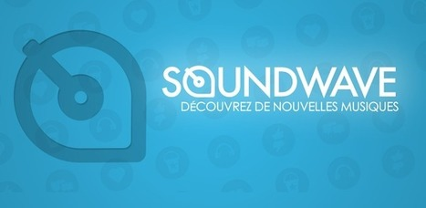 Soundwave - Applications Android sur GooglePlay   Android Apps   Scoop.it