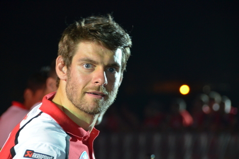 Ducati terminates Cal Crutchlow Contract for 2015 (updated) | Ductalk Ducati News | Scoop.it