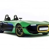 Caterham AeroSeven concept is a blast from the future | Digital Trends | Digital-News on Scoop.it today | Scoop.it