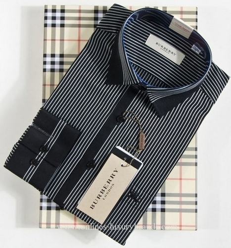 Burberry Men Shirt 068 | Burberry Oultet | Scoop.it