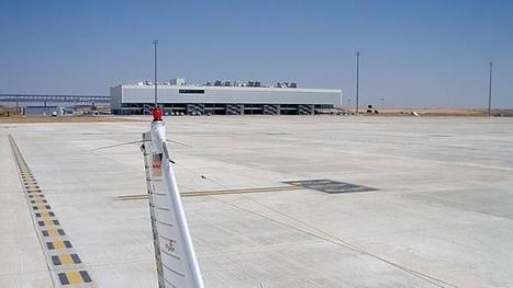 Spain's famous 'ghost' airport goes up for sale - NEWS.com.au | Holiday Rentals in Costa Calida | Scoop.it