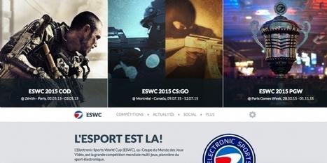 Le boom de l'e-sport: de nouveaux enjeux pour les sponsors et les médias | Just4com | Scoop.it