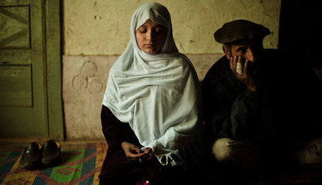 Afghan Girls Are Penalized for Elders' Misdeeds | Cultural Geography | Scoop.it