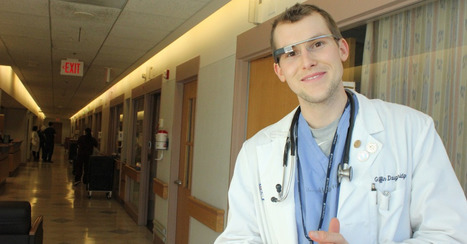 Google Glass App Connects Patients With Specialists Quickly | Pharma Strategic | Scoop.it