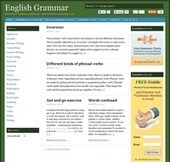 English Grammar | 2.0 Tools... and ESL | Scoop.it