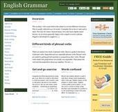 English Grammar | Create: 2.0 Tools... and ESL | Scoop.it