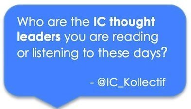 Who are the top IC thought leaders? | LinkedIn - Lise Michaud | Internal Communications Tools | Scoop.it