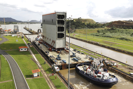 Expanding the Panama Canal | Mr. Soto's Human Geography | Scoop.it