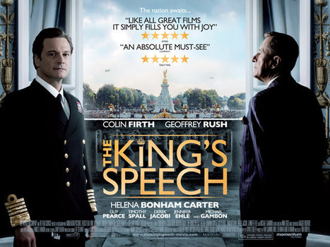 The King's Speech | Film English | EFL Lessons | Scoop.it