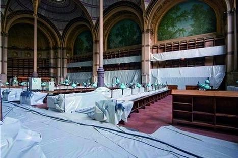 Toutes les collections patrimoniales de la BNF vont revenir sur le site Richelieu   Trucs de bibliothécaires   Scoop.it