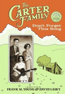 Drawing sound in The Carter Family: Don't Forget This Song - Comic Book Resources | singing leads to learning | Scoop.it
