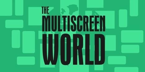 Are You A Multiscreen User?   内陆卡卡的Multiscreen 世界   Scoop.it
