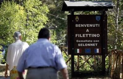 Italiaans dorp roept eigen onafhankelijkheid uit | La Gazzetta Di Lella - News From Italy - Italiaans Nieuws | Scoop.it