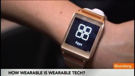 Wearable Tech Revolution Is Just Beginning: Cook - Bloomberg | Wearable Technlogies | Scoop.it
