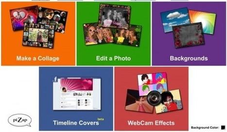 piZap vs FotoFlexer, comparamos otro par de editores de fotos online | Recull diari | Scoop.it