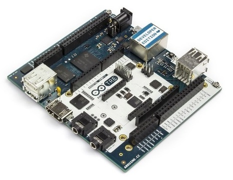 Arduino Blog » Blog Archive » Arduino TRE Developer Edition is now available! Join us in the Beta Testing Program | Open Source Hardware News | Scoop.it
