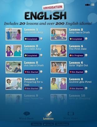 iPad English   #AusELT Links   Scoop.it