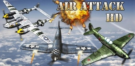 Air Attack HD v1.5 - Download Android Games | Android n Games | Scoop.it