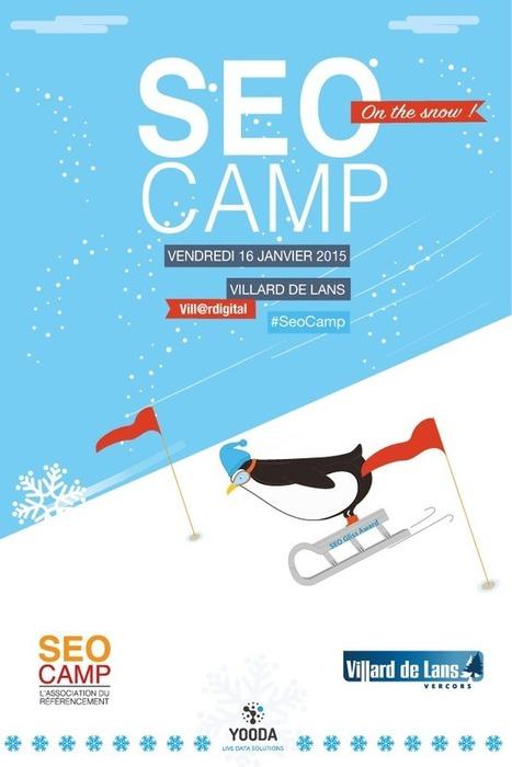 [Janvier 2015] 1er SEO Camp On the Snow   Mounira Hamdi   Scoop.it