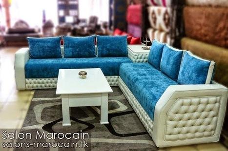 39 Salon Moderne 39 In Salon Marocain