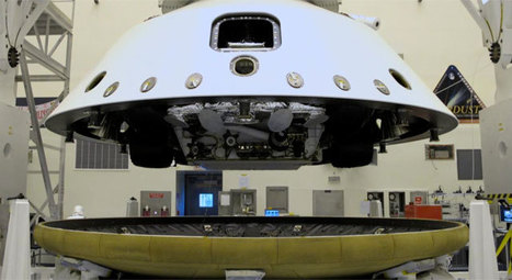 Mars Science Laboratory Meets its Match in Florida - NASA Jet Propulsion Laboratory   Planets, Stars, rockets and Space   Scoop.it