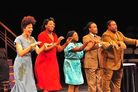 Edelman: Spinning Tree Theatre's 'AIN'T MISBEHAVIN' a Hot Hit | KC Confidential | OffStage | Scoop.it