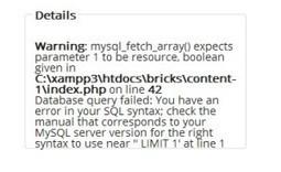 DEMO: SQLi to meterpreter (OWASP Bricks, sqlmap, metasploit) PART 1 DISCOVERY     OWASP Bricks   Scoop.it