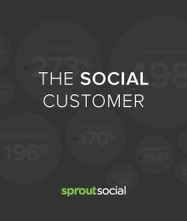 [Infographic] The Social Customer: Engagement & How Brands Respond | Sprout Social | Socially | Scoop.it