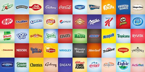Sólo 10 grandes marcas dominan todo el mercado de la alimentación | Publicidad | Scoop.it