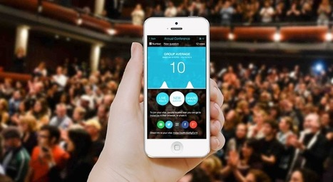 instantly capture the wisdom of your crowd with instavibe | Technology and language learning | Scoop.it