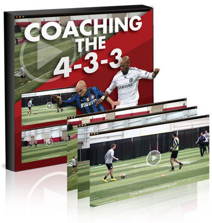 WCC » Blog Archive » Attacking Patterns in the 4-3-3 | Coaching the 4-3-3 | Scoop.it