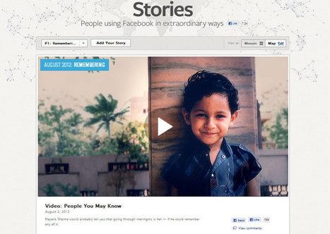 Facebook Stories : les belles histoires de Facebook | social Network | Scoop.it