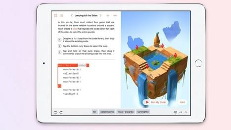 Apple Swift Playgrounds, disponibile l'app per imparare a programmare | didattica 2.0 | Scoop.it