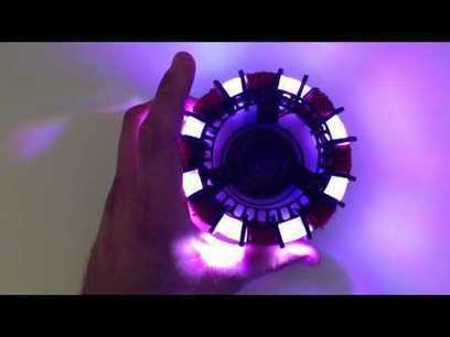 How To Propose By Arc Reactor | Comic Books | Scoop.it