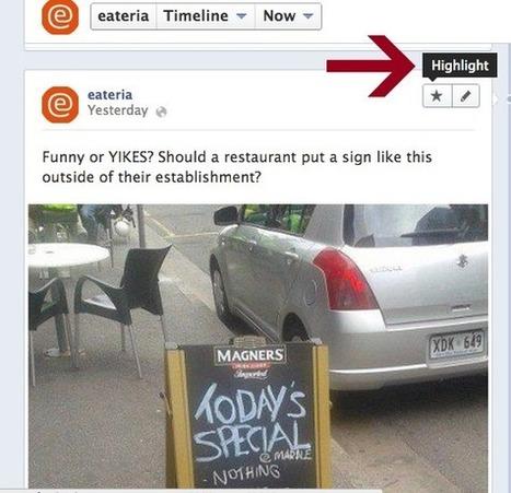 Biggest Restaurant Trend in 2013: Be More Visual | Restaurant Marketing Tips | Scoop.it