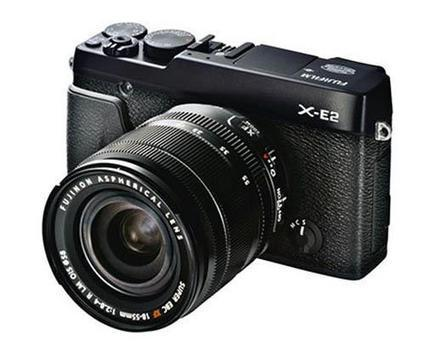 Fuji X-E2 Camera Leaked - Ubergizmo   Fuji X Cameras   Scoop.it