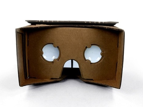Facebook has Oculus, Google has Cardboard - CNET | Interactive possibilities | Scoop.it