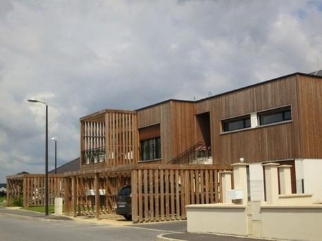 La maison bois peut croire en l'avenir | anoribois | Scoop.it