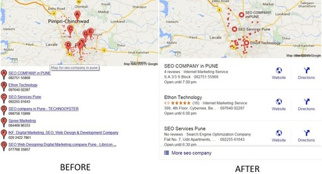 Google Reduces Local-Map to Include Only 3 Listings | Best  Professional  SEO  Services  In  Pune | Scoop.it
