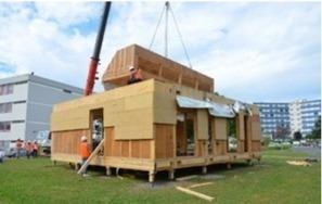 Bâtiment durable : l'Aquitaine présente son projet de bâtiment solaire à énergie positive | Actualité Bâtiment Durable | Scoop.it