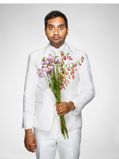 Aziz Ansari: Everything You Think You Know About Love Is Wrong   enjoy yourself   Scoop.it