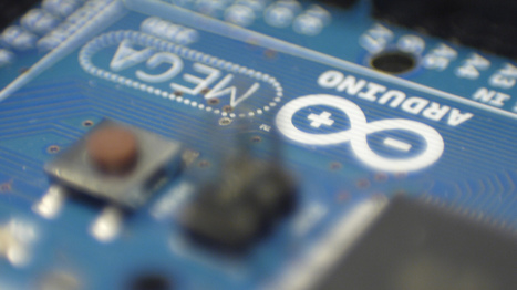 Using Arduino UNO To Teach Programming, STEM and Maker Skills | Into the Driver's Seat | Scoop.it
