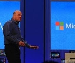 Steve Ballmer to retire as Microsoft CEO   Nerd Vittles Daily Dump   Scoop.it