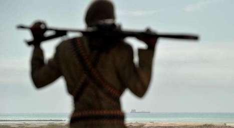 Pirates somaliens: combats à mort pour une rançon - i24news | mémoire M2 | Scoop.it
