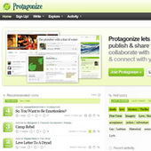 Protagonize, a creative writing community | Fun Lessons for Teaching English | Scoop.it