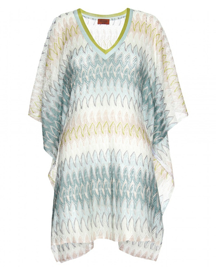 Lunchtime Buy: Missoni Mare crochet knit tunic - My Fashion Life | Crochet | Scoop.it